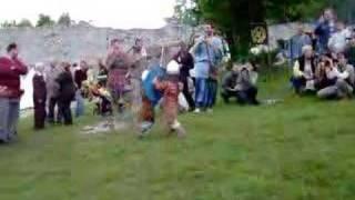 Ogrodzieniec 2008 - Walka Małych Wojów