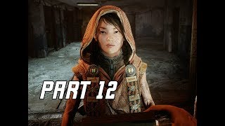 METRO EXODUS Walkthrough Gameplay Part 12 - Satelite Images (Let's Play Commentary)