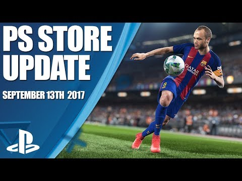 PlayStation Store Highlights - 12th September 2017
