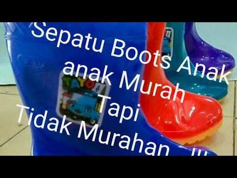 Sepatu Boots Anak Tayo/ boots Tayo Murah Meriah