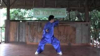 Tai Chi Silk Reeling Qi Gong ( Chi Gung ) part2