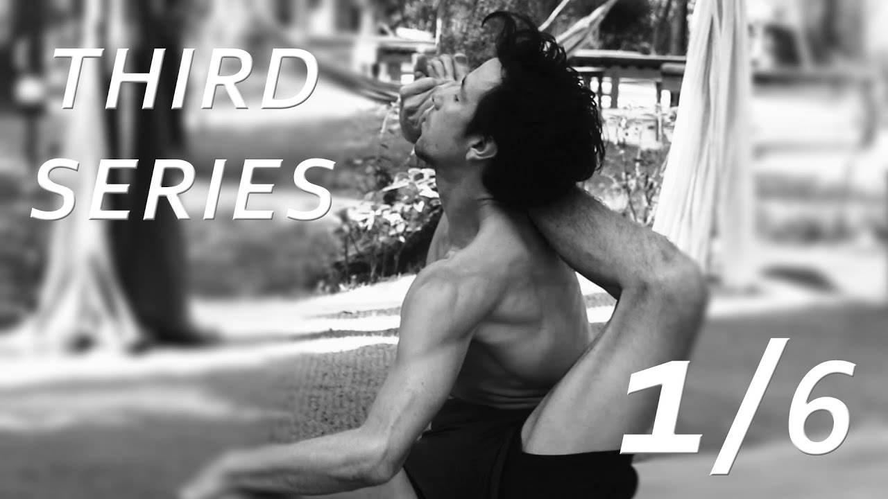 Third Series Ashtanga Yoga Demonstration by Joey Miles (1/6) - YouTube