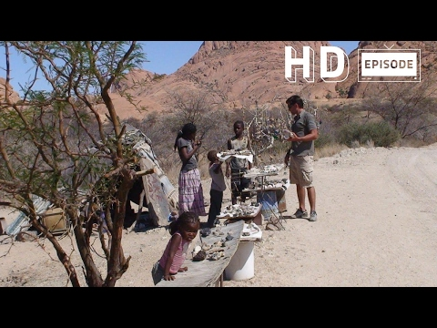Namibia, Spitzkoppe Camp to Windhoek, Episode 111