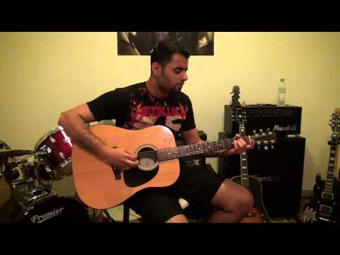 Finalist # 1:Metallica Acoustic Medley