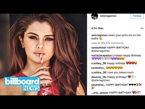 Selena Gomez, Maluma, Shakira & More Most Liked Instagram Photos | Billboard News
