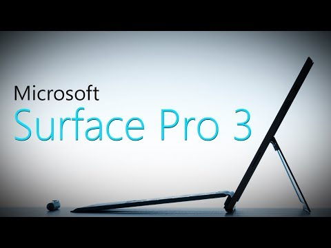 Microsoft Surface Pro 3 - Can It Replace A Laptop?
