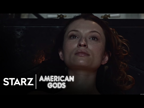 American Gods   Season 1, Episode 4 Clip: Funeral Home   STARZ