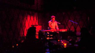 Eli Lieb - New York (unreleased original song Rockwood Musichall 2/12/12