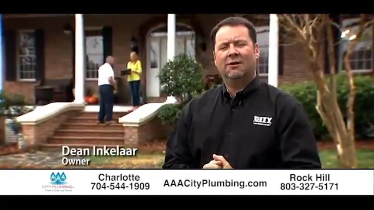 Aaa City Plumbing Inc Reviews Charlotte Nc