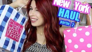 New York Beauty Haul (partie 2): Sephora, Walgreens ect ...