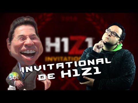Invitational - CAMP. para VAGA BR! H1Z1 -