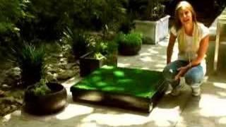 The Pet Loo - Grass-free Backyards
