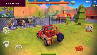 Zombie Safari : First Impression : Jeep Gun Fire [Android Game]  Youtube
