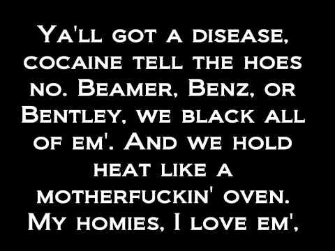Lloyd Banks Feat Ludacris, Eminem, Fabolous & Juelz Santana  Beamer, Benz, or Bentley