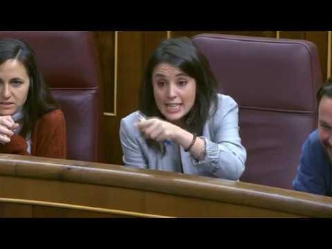 Montero y Catalá a gritos por la Gürtel