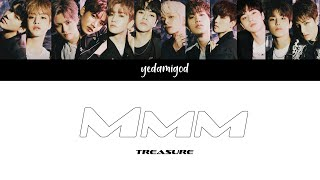 Download TREASURE (트레저) – '음 (MMM)' [COLOR CODED   HAN   ROM   ENG]