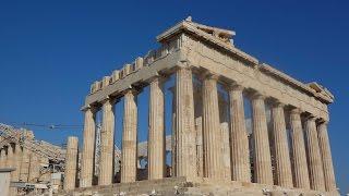 Акрополь в Афинах || Acropolis of Athens, Greece(Афинский Акрополь, музыкальное видео с посещения на восходе солнца || Acropolis of Athens, sunrise. A music video., 2016-02-25T13:14:40.000Z)