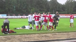 European Deaf Football Championship. SignFriday. DK vs. Ireland