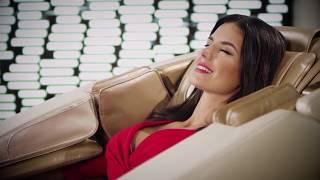 YAMAGUCHI Orion -  обзор массажного кресла от Татьяны Высоцкой.  МАССАЖНОЕ-КРЕСЛО.РФ