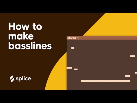 How to make basslines - house plucks to 808s (FREE MIDI + presets)