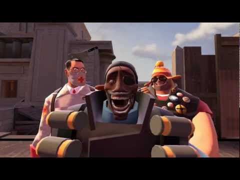 tf2 meet the heavy bloopers