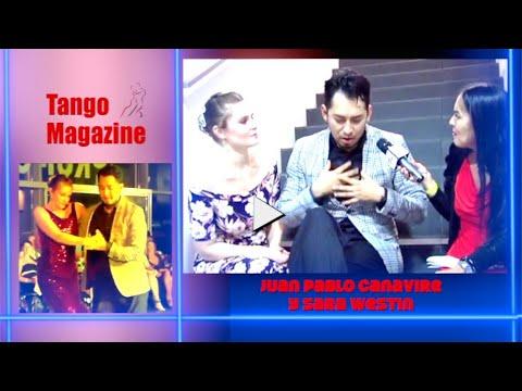 Tango Magazine-Juan Pablo