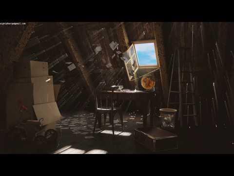 """""""Attic Escape"""" Blender 3D Animation"""