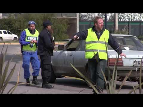 Tránsito: se agudizan los operativos vehiculares en la ciudad