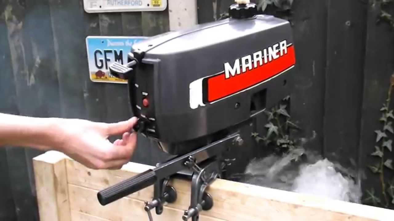 Mariner 2HP 2-Stroke FOR SALE