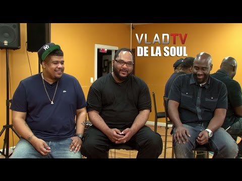 De La Soul Address Claims That They Paved the Way for Drake