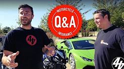 Motorcycle Insurance Q&A: Your Questions Answered