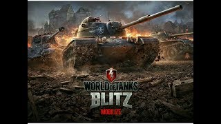 World of Tanks Blitz | T-46 | Himmelsdorf  | Bataille Impromptue
