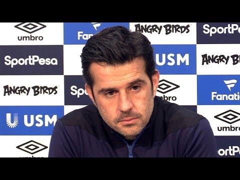 Marco Silva Full Pre-Match Press Conference - Everton v Manchester City - Premier League