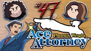 Phoenix Wright - 47 - Showing The Enlargement