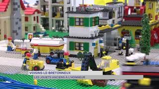 Voisins-le-Bretonneux : les jouets anciens à l'honneur
