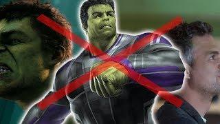 Why Professor Hulk Won't Be In Avengers: Endgame