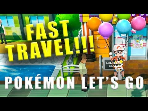 pokemon lets go how