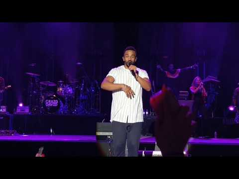 Craig David Rochester Castle 13th July 2017