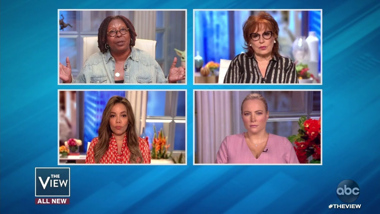 'The View' Addresses ABC News Executive Placed on Leave Over Alleged Racist Comments | The View