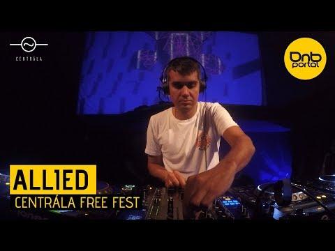 Allied - Centrála Free Fest [DnBPortal.com]