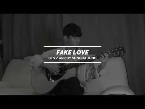 (BTS) Fake Love - Sungha Jung - วันที่ 04 Jun 2018