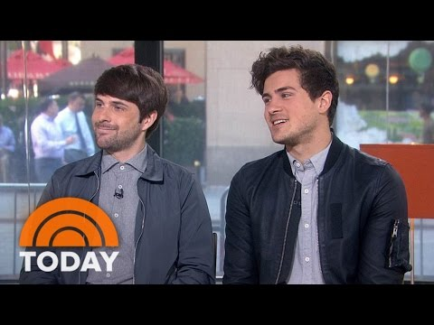 'Smosh' YouTube Creators Talk New Movie | TODAY