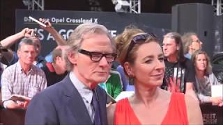 Bill Nighy & Stephen Woolley @ Filmfest München am 01 07 2017 Teil I