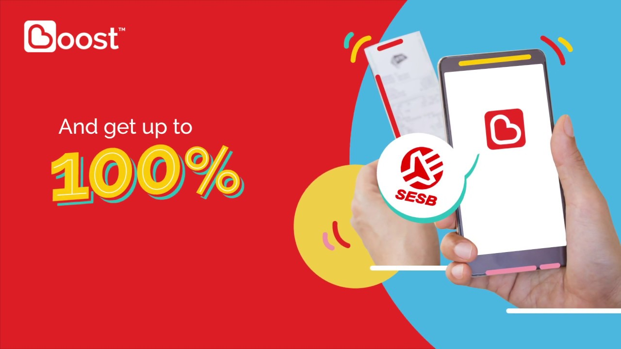 Boost Pay Your Sabah Electricity Bills Get 100 Cashback Youtube