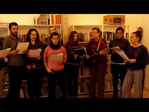 Stop Fracking Song from One World Center
