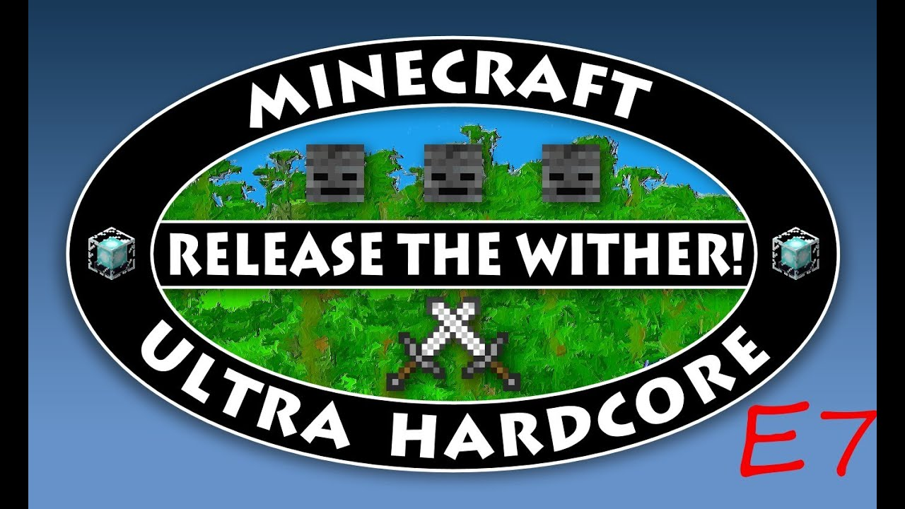 Download Release the Wither UHC - s1e7