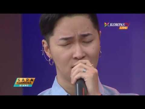 Kim Ji Hoon Bawakan Lagu Asalkan Kau Bahagia Versi Korea