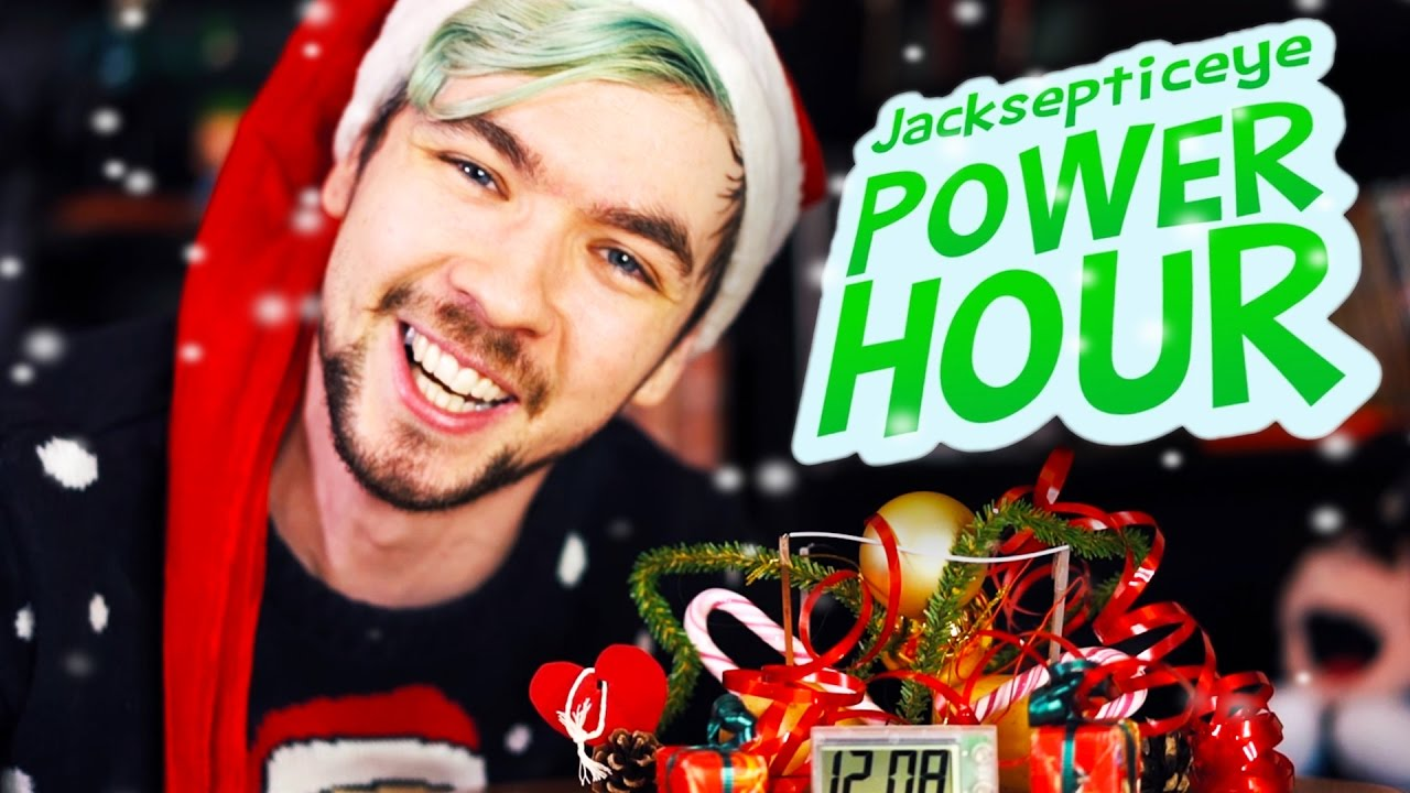 The Jacksepticeye Power Hour - MERRY CHRISTMAS - YouTube