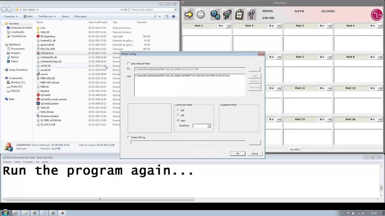 LG Flash tool 2014 - Download 2014 lg update tool