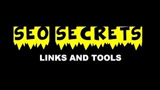 How To Create Backlinks with Free SEO Tools Tutorial